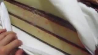 видео Матрас Promtex-Orient Roll Стандарт 18 Мемори
