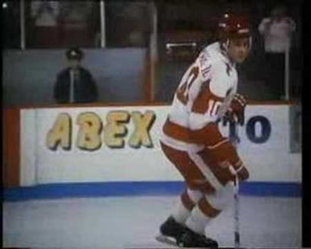 Youngblood (1986) -  Rob Lowe scores late penalty.