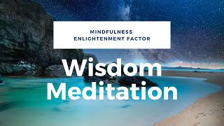 Mindfulness (Factor of Enlightenment)
