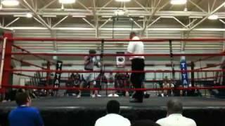 Betty walker boxing