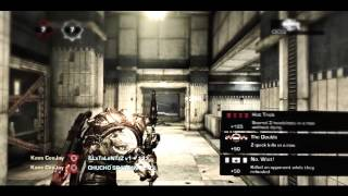 Kaos CeeJay's 1st Gears of War 3 Montage - Breaking Through by Kaos Richie
