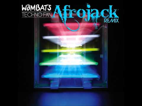 The Wombats - Techno Fan (Afrojack Remix) HD