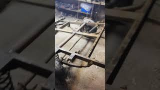 Дополнительные пружины в прицеп с рессорной подвеской