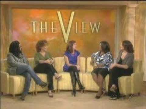 Jorja on The View. Part 6