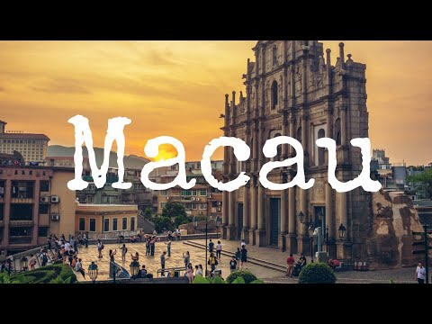 Macau 2018 || Discovery Travels