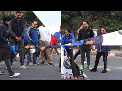 CT University & Ludhiana Police promote healthy living through WOW