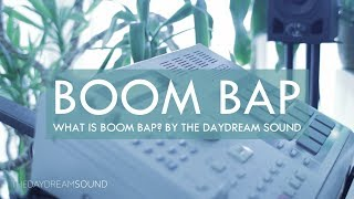 What Is Boom Bap Music?