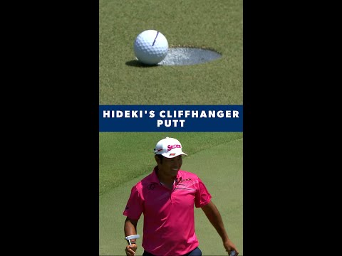This putt is ... worth the wait