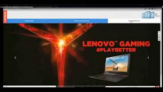 How to lenovo 2 year extended warranty  online Registration Process