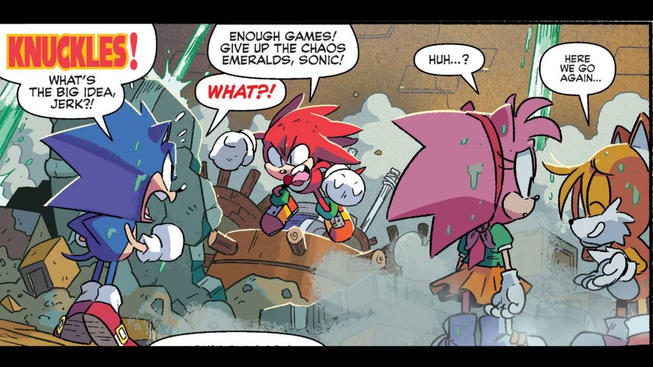 "Mario Vs Sonic Vs Megaman Vs Pacman ""Mega Drive""..."