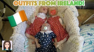 Adorable Outfits From IRELAND For Reborn Babies!