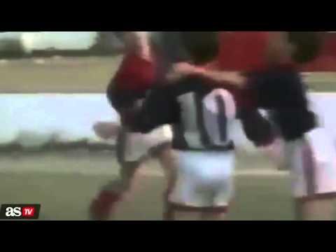Sacala: el gol de Messi que nunca viste