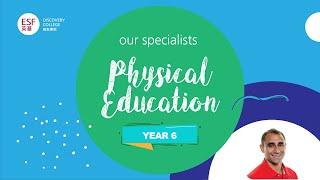 Primary PE Year 6