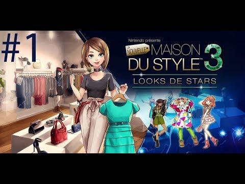 La Maison du Style 3 / Découverte Ep 1