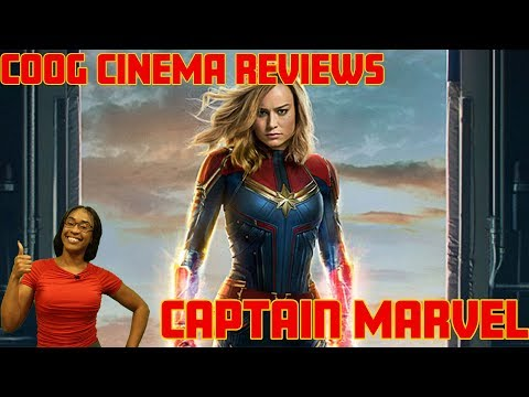 Captain Marvel, should you see it? - Coog Cinema Reviews