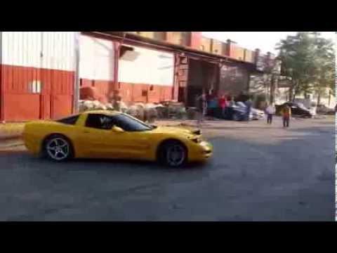 Chevrolet Corvette C5 Drift & Sıfır Çizme