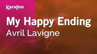 Karaoke My Happy Ending - Avril Lavigne *