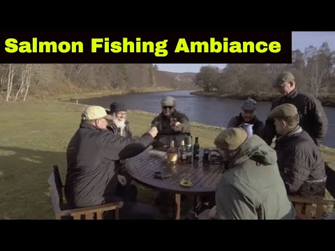 Salmon Fishing Ambience - Knot Tying and whisky tasting Session