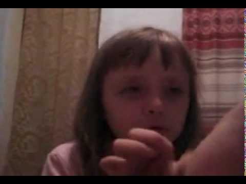 Девочка просит посмотреть