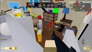 Roblox - Arsenal Gamplay 1 partie 8