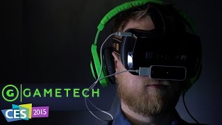 Can Razer Revolutionize VR? - GameTech at CES 2015