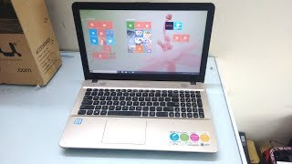 Stylish Asus X541U Laptop i3 4GB 1TB Graphic Review amp Hands On