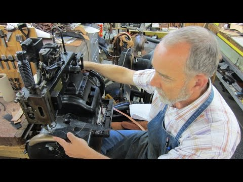 Tour an Old Time Leather Shop!  Jackson's Western Store Asheville, NC.