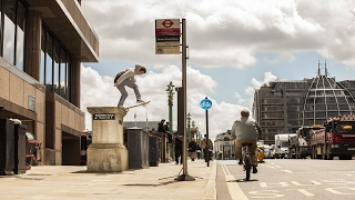 Jart UK Tour | TransWorld SKATEboarding