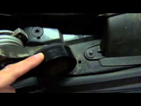 e90 seat belt tensioner replacement