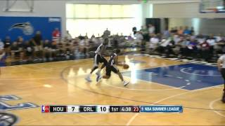 NBA Summer League Magic VS Rocket Elfrid Payton shaqtin a fool?