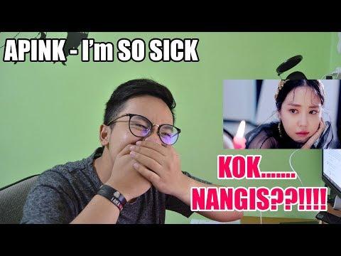 APINK - I'M SO SICK MV REACTION ( NAA EUUNN!!!! OMG!! )