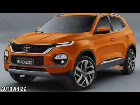 New Upcoming Tata SUV in India - TATA BLACKBIRD - Features, Engine, Design, Price and launch