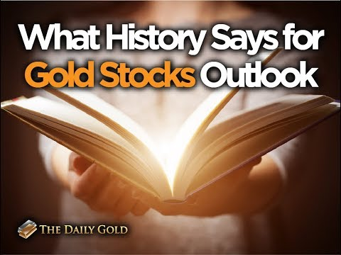 SHOCK: What History Says for Gold Stocks in 2018 2019