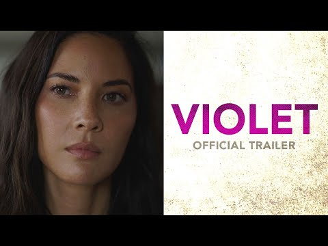 VIOLET   Official Trailer   In select theatres October 29   At home On Demand November 9
