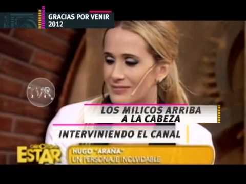 Entrevista Registrada Eterna: Hugo Arana - 08-03-14