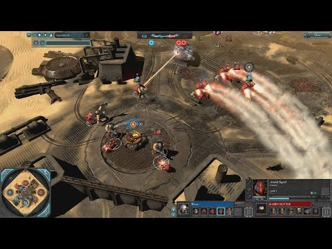 Dawn of War 2: Harry Botter(Inquisitor) vs Wyrst(Apothecary)