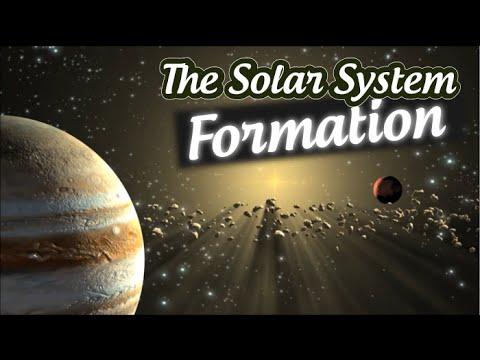 Solar System Formation - Rosetta Mission