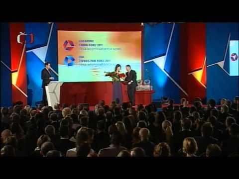 Slavnostní předávání cen Vodafone Firma roku a Era Živnostník roku 7.12. 2011