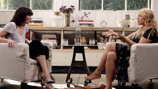 Milla Jovovich | The Conversation With Amanda de Cadenet |L/Studio created by Lexus