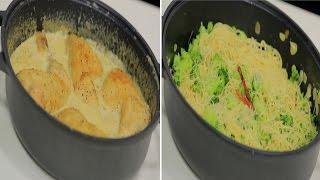 دجاج روستد بصوص المستردة - مكرونة بالبروكلي - سلطة الريكفورد | مغربيات حلقة كاملة