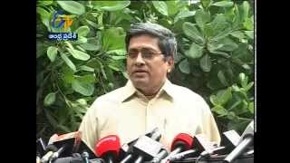 Tropical Cyclone Hudhud Becoming A Typhoon : Typhoon Warning Center Officer CM Sastry