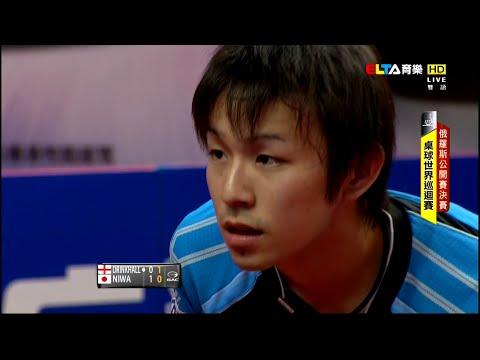 2014 Russian Open (Ms-Final) NIWA Koki - DRINKHALL Paul [HD] [Full Match/Chinese]