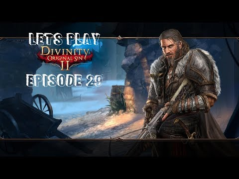 [FR][Tacticien] LET'S PLAY DIVINITY : ORIGINAL SIN 2 : On retrouve Gareth (ép 29)