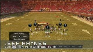 NCAA Football 09 Xbox 360 Review - Video Review