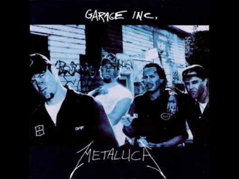 Metallica Tuesday's Gone