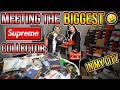 Meeting the BIGGEST SUPREME Collector in my City! (Crazy Collection)