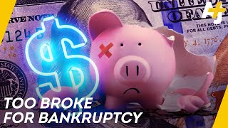How Bankruptcy Really Works | AJ+