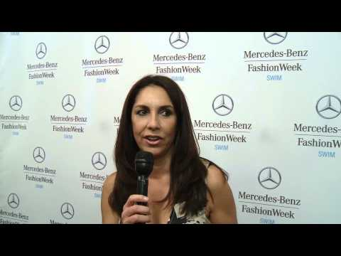 Aguaclara   Liliana Villalobos Interview MBFWS 2014 - Mercedes Benz Fashion Week Swim 2014