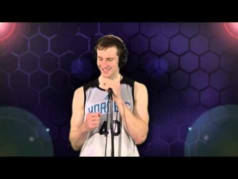 """Charlotte Hornets """"Piano Man"""" Karaoke"""