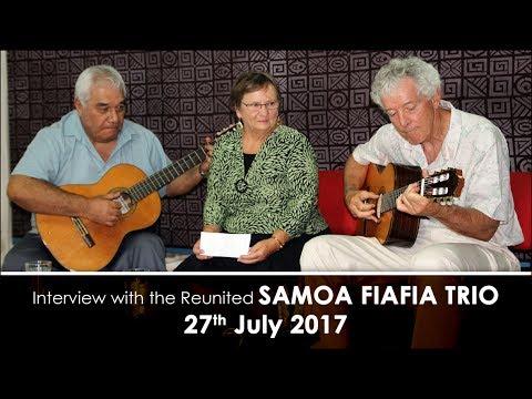 Samoa Fiafia Trio reunited